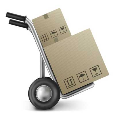 Moving-boxes-on-cart