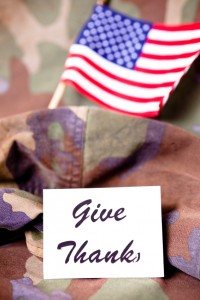 Military Families: A Word of Thanks