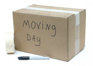 Moving Tip: The Day of the Move