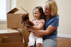 Moving Tip: Give Your Kids Some Extra Attention and Look for Warning Signs