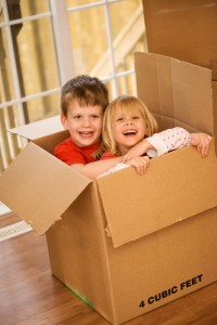 Moving Tip: Keeping the Kids Busy While Moving Out