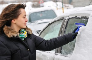 Moving Tip for Our Military Families: Driving In the Snow