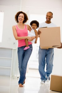 Moving? Establishing Residency