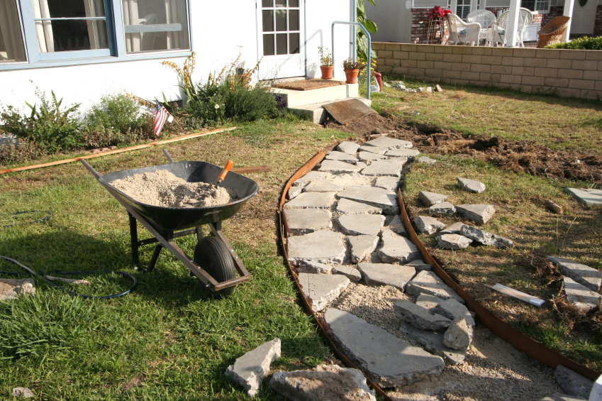 Low Cost Landscaping moving tip for our military families: landscaping can make your
