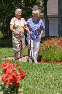 Moving Your Elderly Relative into an Assisted Living Facility