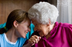 Moving an Elderly Parent Who Can No Longer Live on their Own