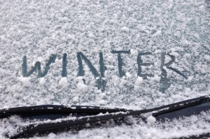 winter windshield